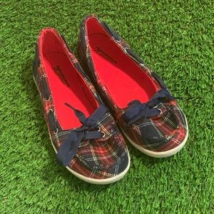 Other - Kid's Plaid Shoes